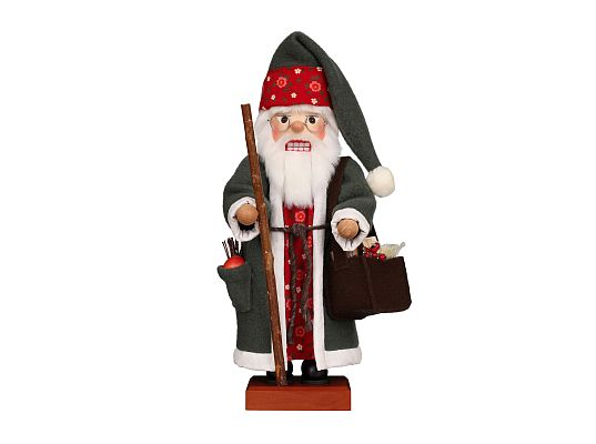 Ulbricht - Nutcracker Santa Settle In Coming soon (April 2019) in limited edition and usually sold out quickly.
