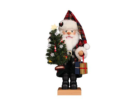 Ulbricht - Nutcracker Santa Christmastree (available from April)