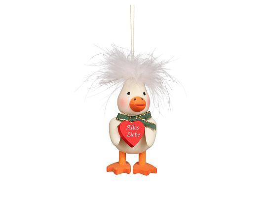 Ulbricht - Ducky Old Love Ornament