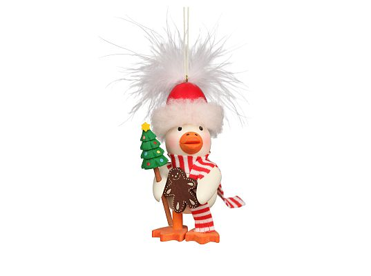 Ulbricht - Ducky Xmas Ornament (Available from April 2021)
