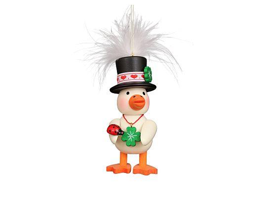 Ulbricht - Ducky Good Luck Ornament