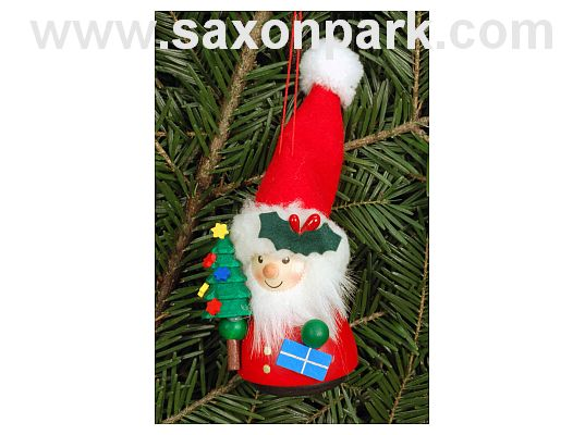 Ulbricht - Wobble Figure Santa Ornament