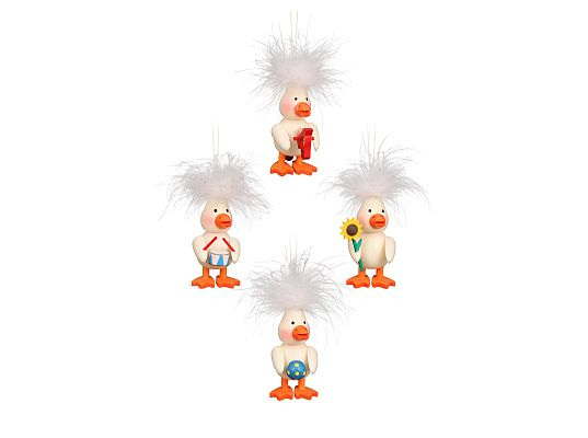 Ulbricht - Ducky Assortment Ornament (available from April)