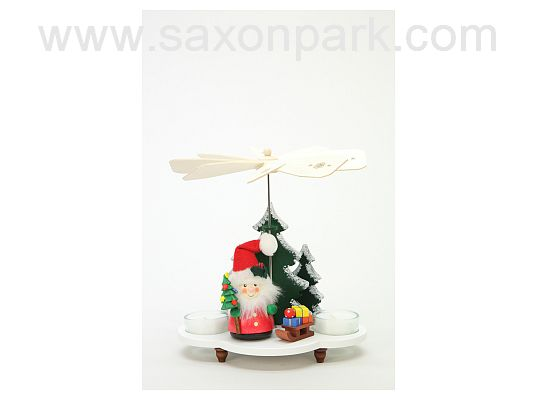Ulbricht - Pyramid Santa Claus with Sled