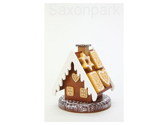 Ulbricht - Smokehouse Ginger Bread House