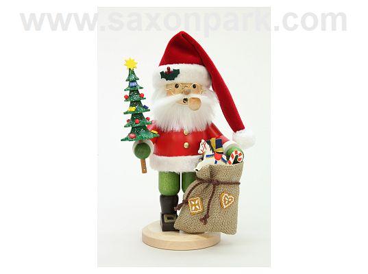 Ulbricht - smoker Santa Claus