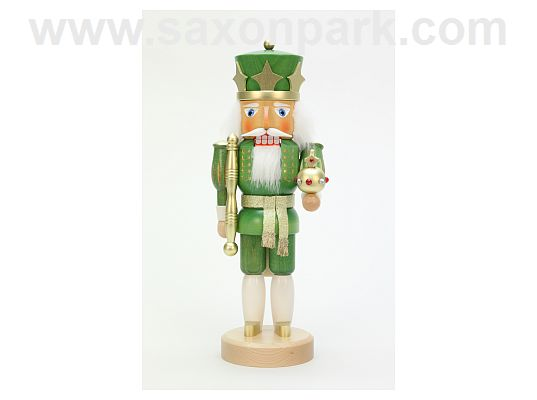 Ulbricht - Nutcracker King Green/gold