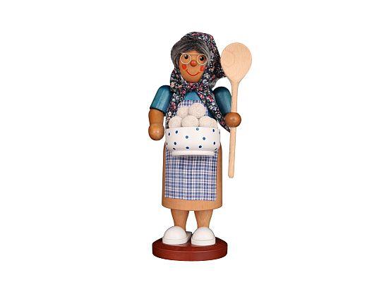 Ulbricht - Smoker Dumpling Woman