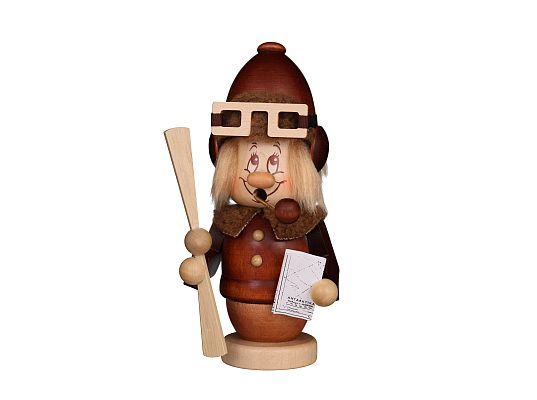 Ulbricht - Smoker Dwarf Aviator Small Coming soon (April 2019) in limited edition and usually sold out quickly. (with video)