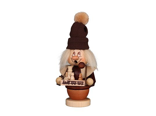 Ulbricht - Smoker Dwarf Toy Trader Small  (with video)
