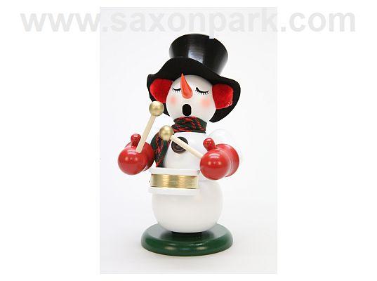 Ulbricht - smoker snowman with drum