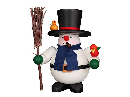 Ulbricht - Smoker Snowman (available from April)