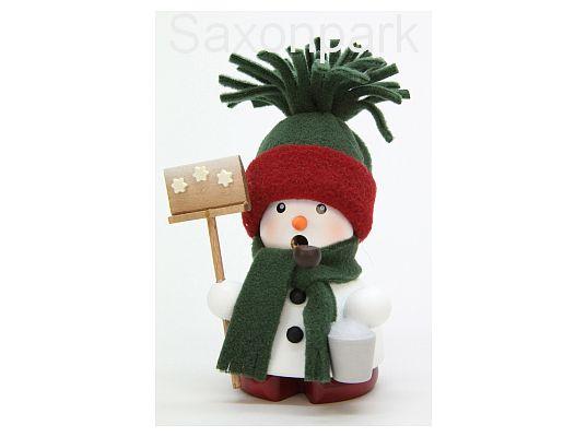 Ulbricht - Smoker Snowman Green
