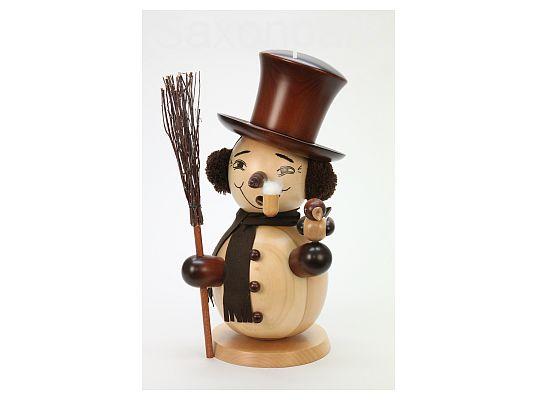 Ulbricht - Räuchermann Snowman