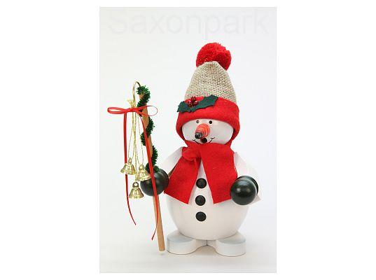 Ulbricht - Smoker Snowman Red