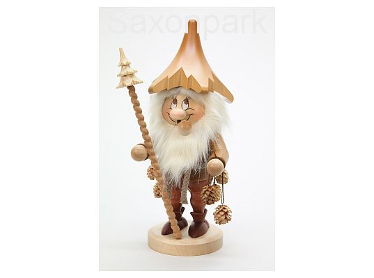 Ulbricht - smoker Forest Gnome (with video)