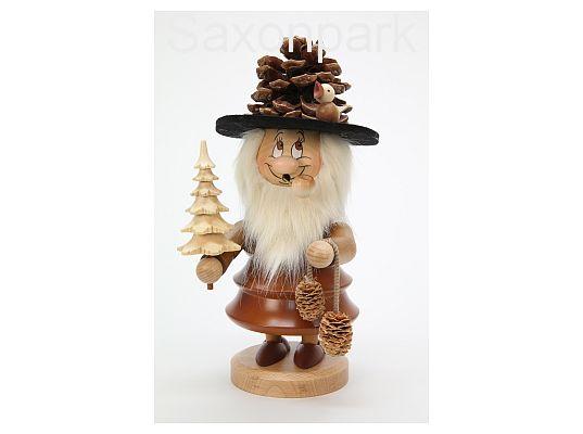 Ulbricht - smoker Dwarf Fir Cone Man