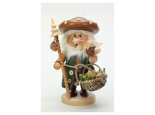 Ulbricht - Smoker Dwarf Mushroom Man (with video)