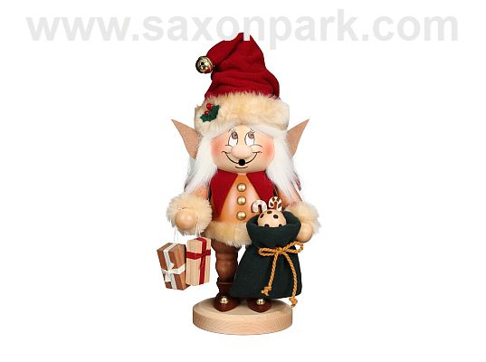 Ulbricht - Smoker Dwarf Christmas Elf (with video)