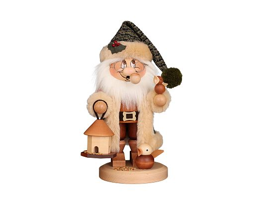 Ulbricht - Smoker Dwarf Santa with Birdfeeder (with video)
