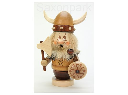 Ulbricht - smoker Gnome Vikings Small (with video)