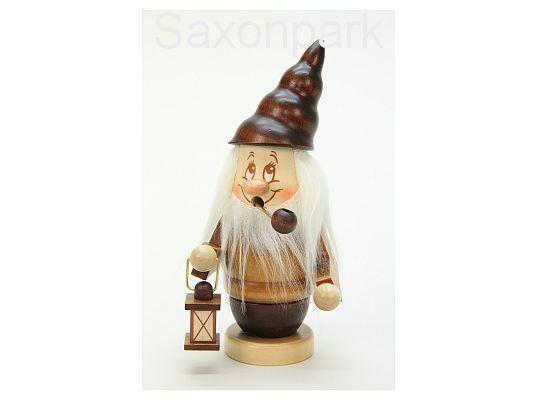 Ulbricht - smoker Gnome with Lantern Small