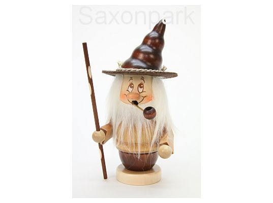 Ulbricht - smoker Gnome with Rod Small