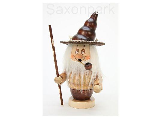 Ulbricht - smoker Gnome with Rod Small