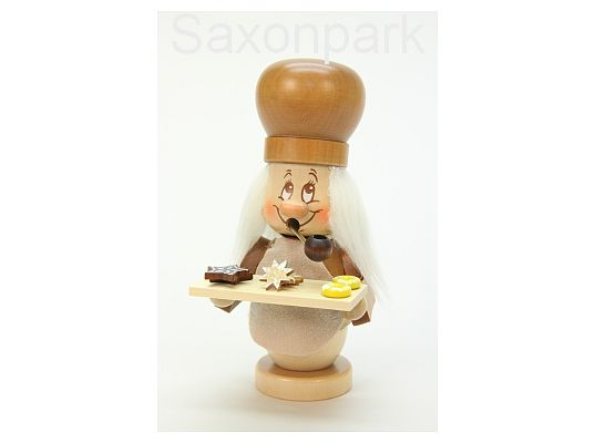 Ulbricht - smoker Gnome Baker Small (with video)