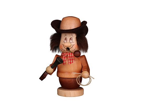 Ulbricht - Smoker Dwarf Cowboy Small (with video)