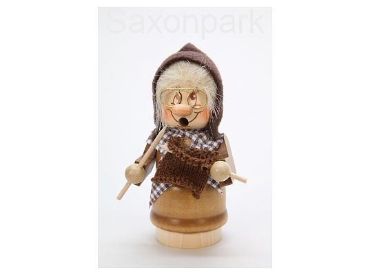 Ulbricht - Smoker Dwarf Grandma Small (with video)