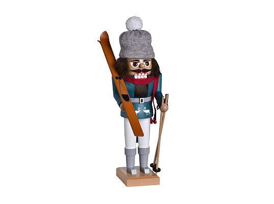 KWO - nutcracker skier