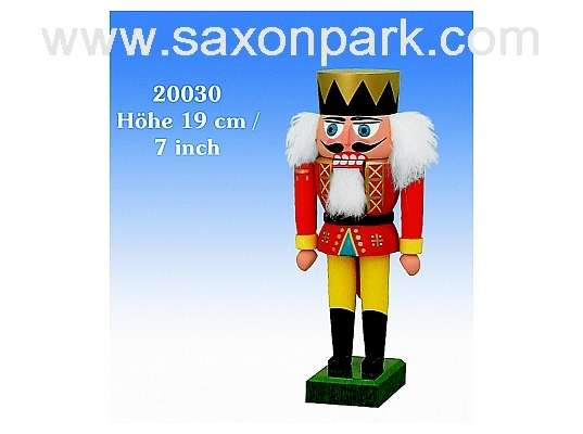KWO - Christmas Nutcracker king, 19cm