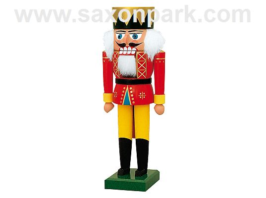 KWO - Christmas Nutcracker king, 35cm