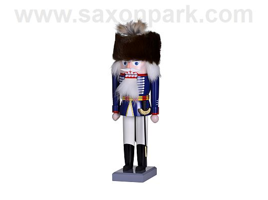 KWO - Christmas Nutcracker British hussar