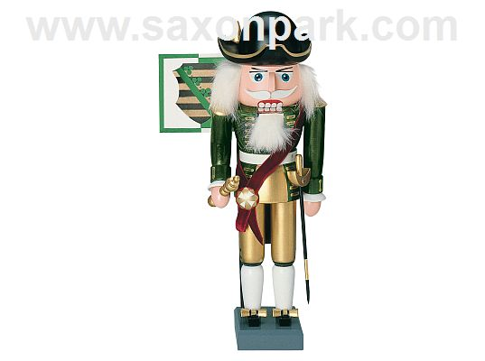 KWO - Christmas Nutcracker King of Saxon,small