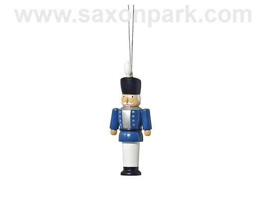 KWO - Ornament Nutcracker blue