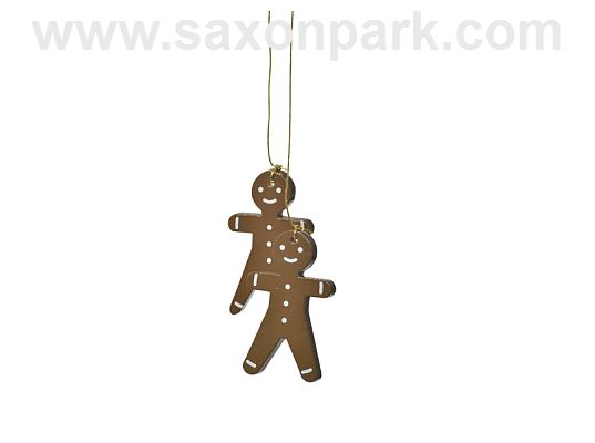 KWO - Ornament Gingerbread manikin