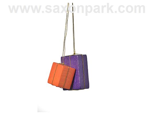 KWO - Ornament Packages orange/purple