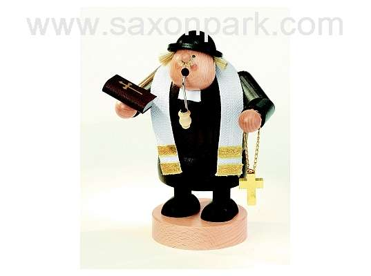 KWO - Christmas Smoker pastor