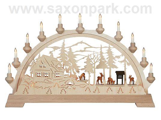 KWO - Christmas Archway - Roe deer