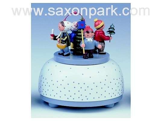 KWO - Music Box,small - Child.Christmas Parade