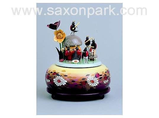 KWO - Music Box,small - Beetle Musicians