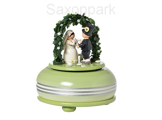 KWO - music box Wedding small; melody: Weeding March