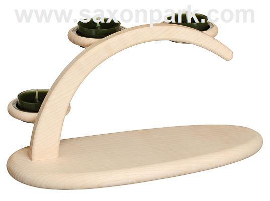 Seiffen Handcraft - Candle Arch Light Arch, without Decoration