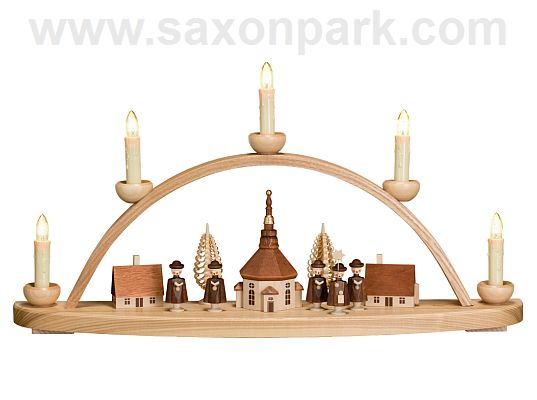 Seiffen Handcraft - Candle Arch Candle Arch Seiffen