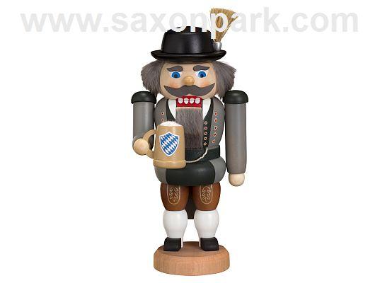 Seiffen Handcraft - Nutcracker Bavarian