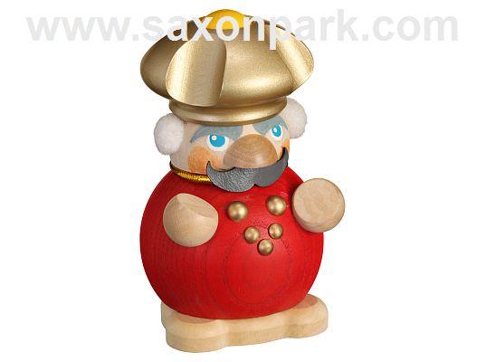 Seiffen Handcraft - Ball-shaped Nutcracker King