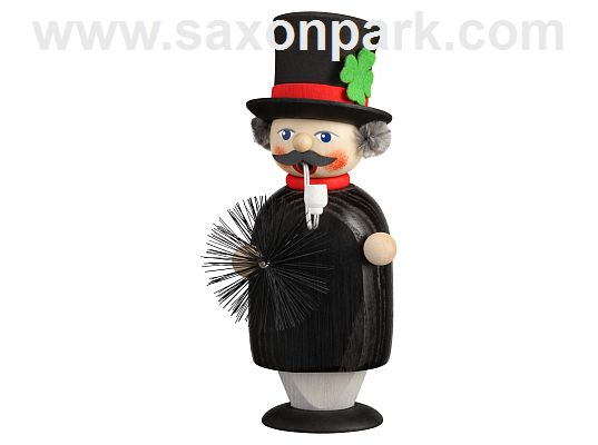 Seiffen Handcraft - Incense Figure Chimney Sweep