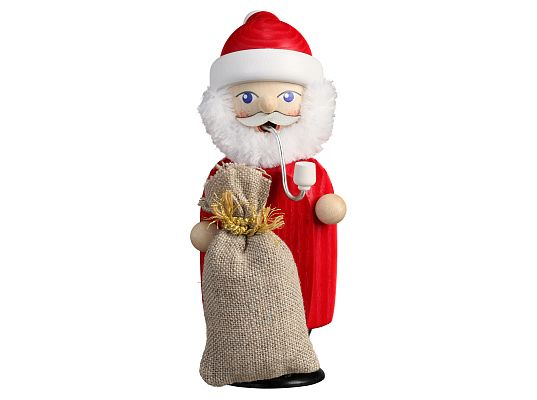 Seiffen Handcraft - Incense Figure Santa Claus